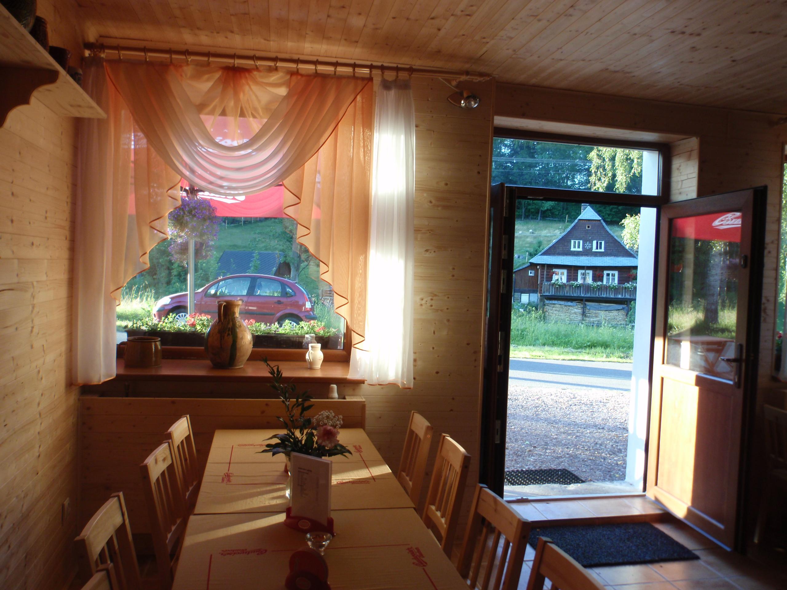 Penzion s restaurací Hruška - Orlické hory - Bartošovice v Orlických horách
